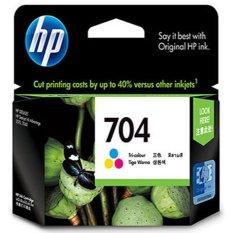 HP Ink 704 - Tricolor
