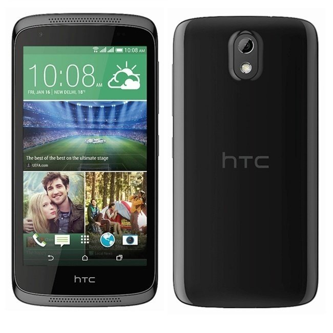 HTC Desire 526G Dual Sim - 8GB - Laquer Black