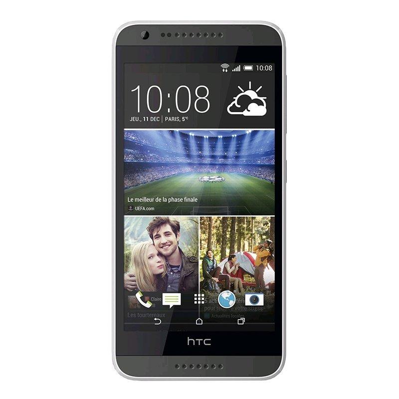 HTC Desire 620G - 8 GB - Abu-Abu