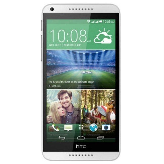HTC Desire 816G Dual SIM - 8GB - RAM 1GB Putih