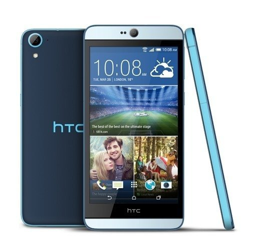 HTC Desire 826 - 16GB - Biru