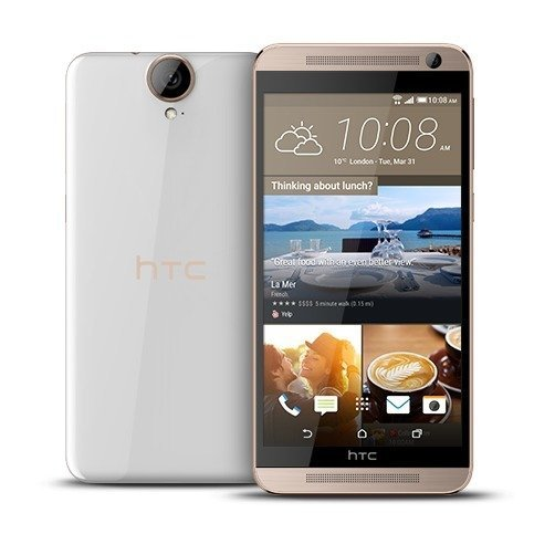 HTC One E9 Plus Dual Sim - 32GB - Putih