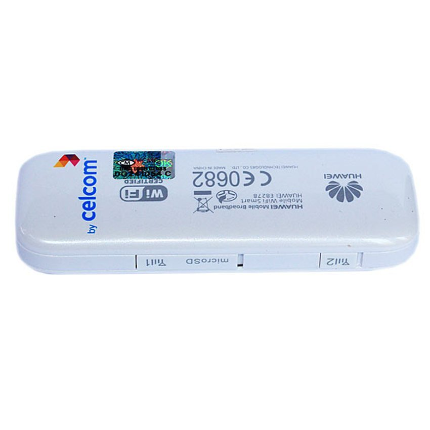 Huawei E8278 Modem 4G LTE XL Telkomsel Indosat 150Mbps Car Wifi Dongle