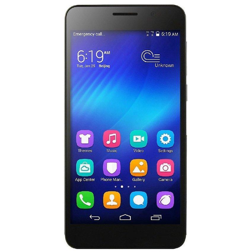 Huawei Honor 6 - 16 GB - Hitam