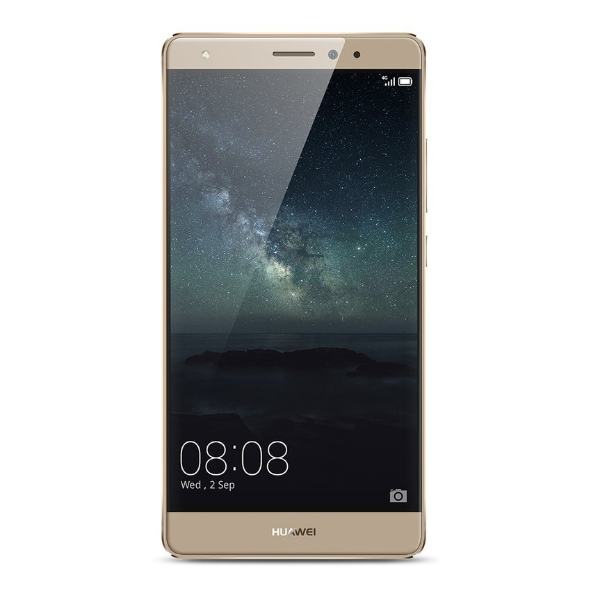 Huawei Mate S Dual SIM - 64GB - Gold