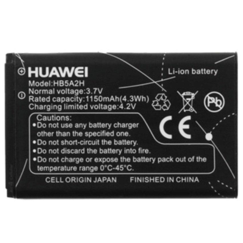 Huawei Mobile Wireless Modem 1150 mAh HB5A2H / HB5A2 - Hitam