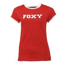 Hush Puppies Kaos Wanita Fame - Merah