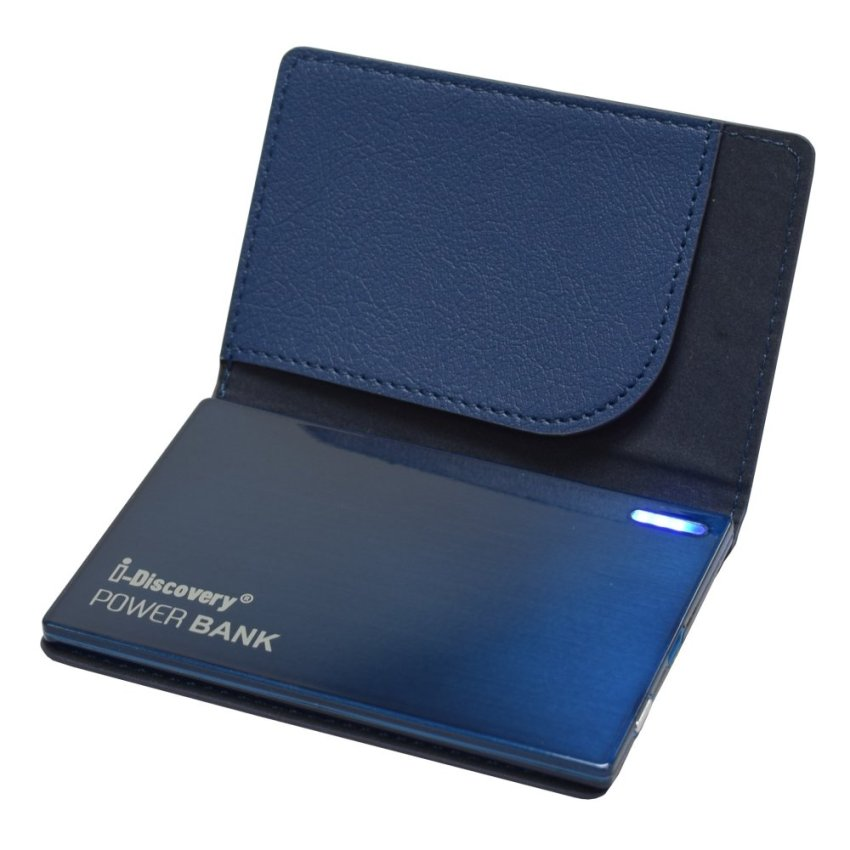 I-Discovery Power bank SPB-M20 - 2000 mAh - Biru