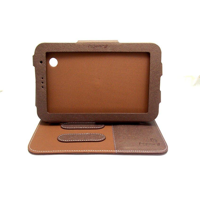 I-Gear Wallet Pixie Samsung Galaxy Tab P3100 - Cokelat
