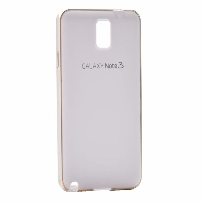 I3C Luxury Ultra-Thin Aluminum Case for Samsung Galaxy Note 3 (White)
