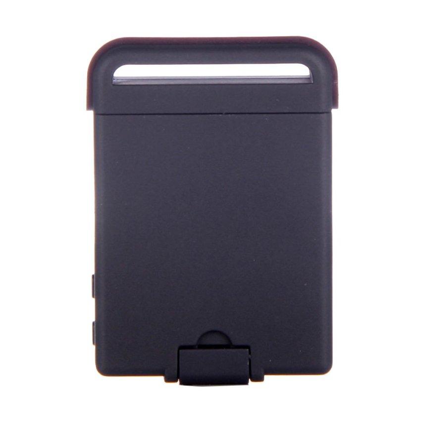 IBERLTrack TK102B Spy Mini GPS Tracking Device Auto Car Pets Kids Motorcycle Tracker (Intl)