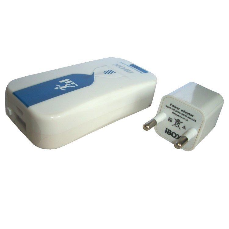 iBox Power Bank M-518 - 5600 mah - Biru