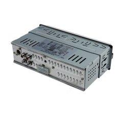 In Dash Car Audio Bluetooth Stereo Head Unit MP3 / USB / SD / AUX / FM Input AUX