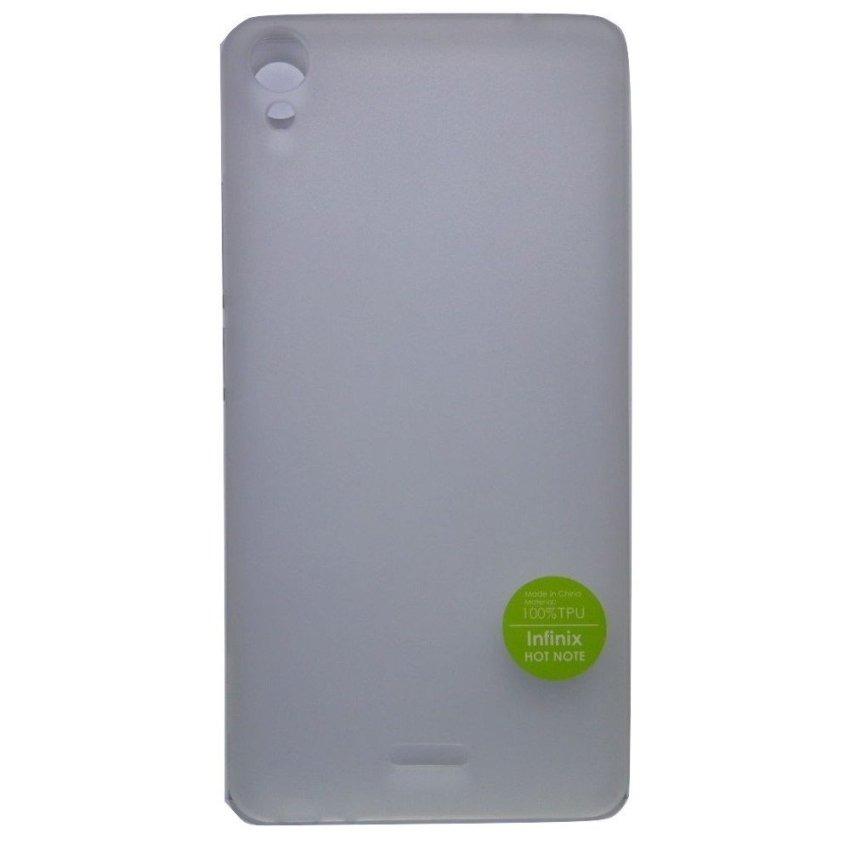 Infinix Jelly Case Original for X551 Hot Note - Clear