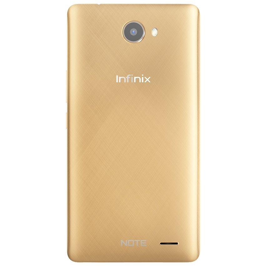 Infinix Note 2 X600 4G LTE - 16 GB - Emas