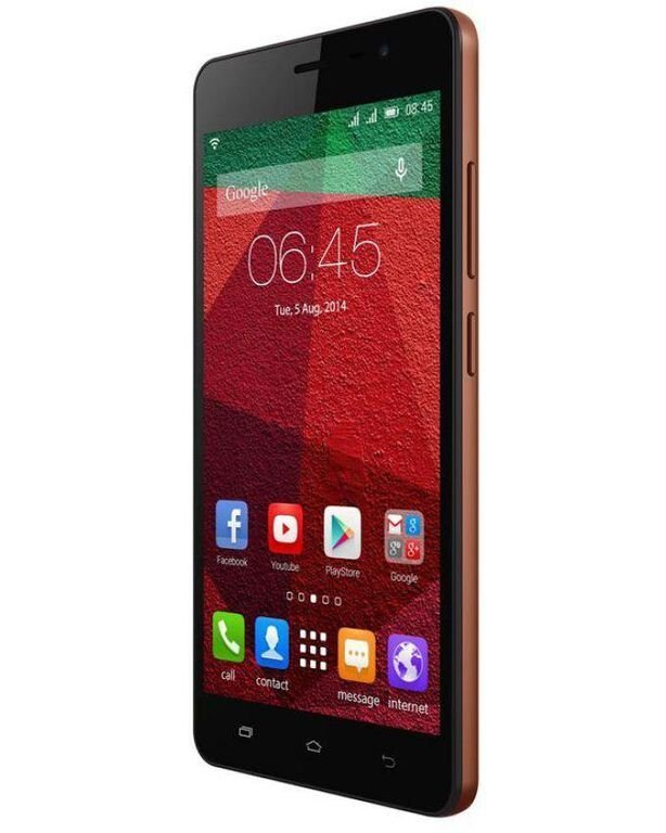 Infinix X551 Hot Note - 16 GB - Copper Brown