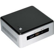 Intel® NUC Mini PC - NUC5I3RYH - 4GB - Core i3-5010U - Hitam
