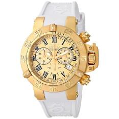 INVICTA Subaqua IN-16880 Women's Silicone Gold Dial Watch