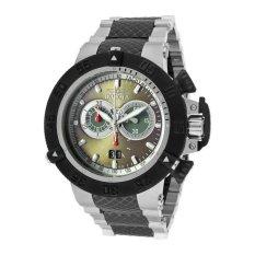 Invicta Subaqua Men's Black / Silver Stainless Steel Strap Watch 11584 - Intl