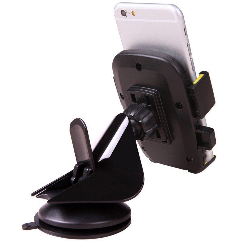 iPai Batman Car Windshield Dashboard Phone Mount Holder Black