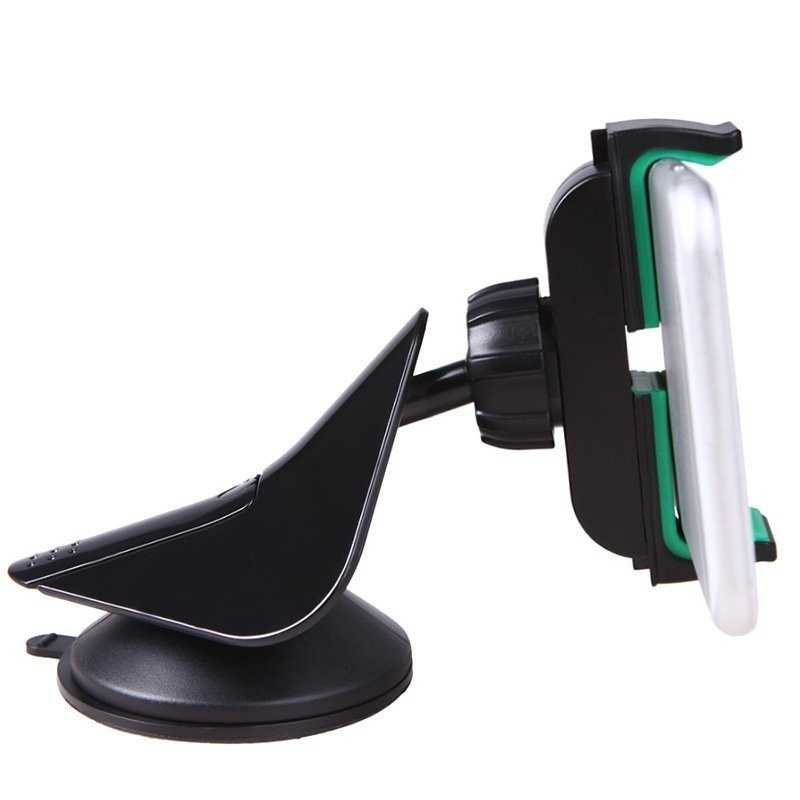 iPai Batman Car Windshield Dashboard Phone Mount Holder Green