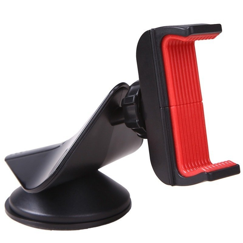iPai Batman Car Windshield Dashboard Phone Mount Holder Red