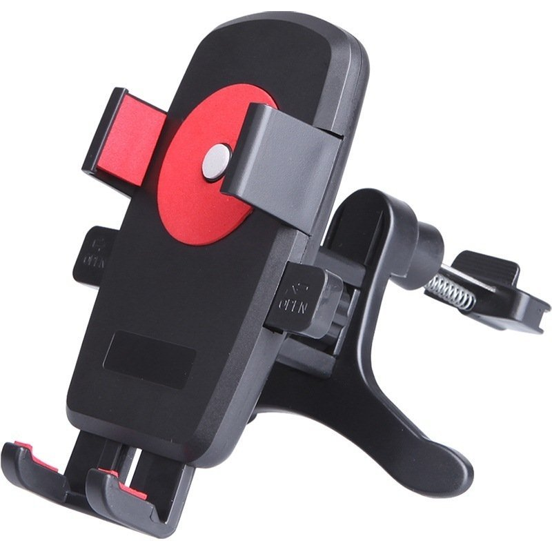 Ipai Universal Car Holder 360 Degree Rotatable Red
