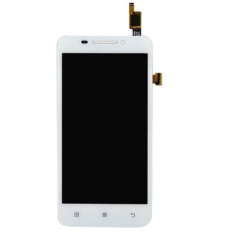 iPartsBuy Lenovo S650 LCD Display + Touch Screen Digitizer Assembly Replacement(