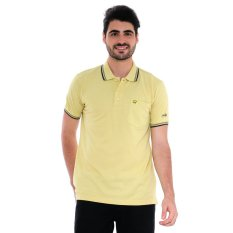 Jack Nicklaus Universal Polo Shirt - Dr Mos Ylw - Kuning
