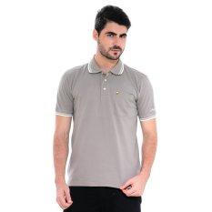 Jack Nicklaus Universal Polo Shirt - Greymnrck - Abu-Abu
