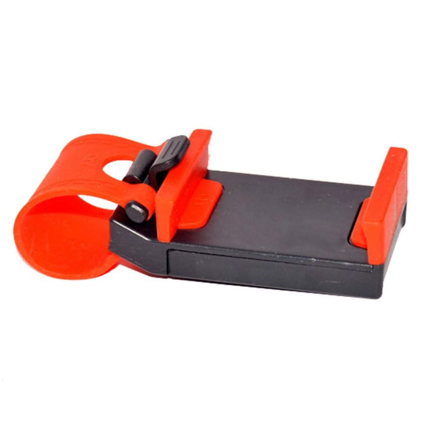 Jack Steer Phone Holder - Merah