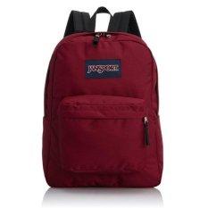 JanSport T501 SuperBreak Backpack Viking Red (Intl)