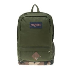 [jansport] Unisex Olpeo pose Camo Backpack T26LZU3 Camo (Single Option)