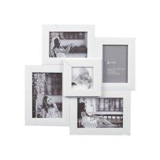 Jbrothers Mix Frame MF15 White & White Series - Putih