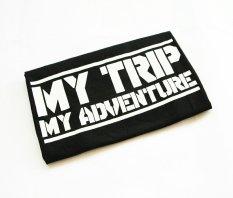 Jclothes Tumblr Tee / T-Shirt / Kaos Tumblr My Trip My Adventure - Hitam