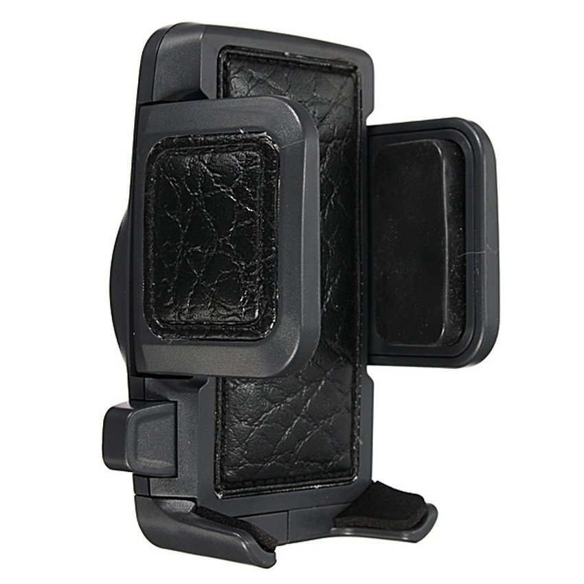 JOR 2in1 Car Rearview Mirror Air vent Holder Mount for iPhone Samsung Mobile GPS MP4 (Intl)