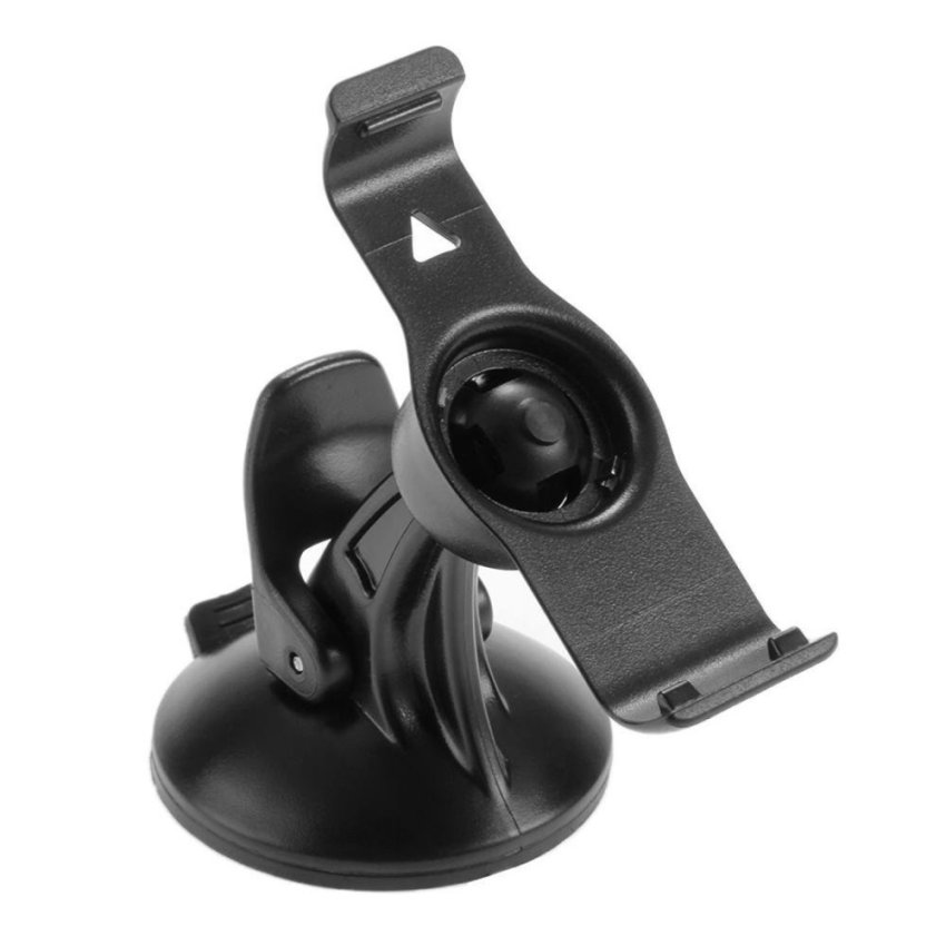 joyliveCY Car Windshield Mount Holder Base Clip for Garmin Nuvi 2400 2475LT 2495LMT GPS (Black) (Intl)