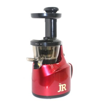 Slow Juicer Yang Terbaik : JR Slow Juicer Generation 2- Red Metalic Lazada Indonesia