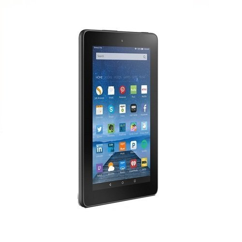 Kindle Tablet Amazon Fire 7'' Display Wifi - 8GB - Hitam