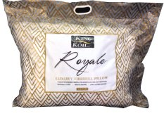 Kingkoil Bantal Royale Hollow Fibre (Plush and Soft Sensation)