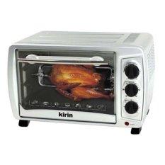 Kirin KBO-250RA Oven Elektrik - 25L - Putih