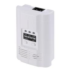 KUNPENG High Sensitivity LPG LNG Coal Natural Gas White Leak Detector Alarm Sensor (Intl) (Intl)