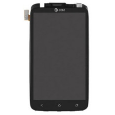 Lcd Screen With Frame Complete Screen Lcd Display Touch Screen Assembly Replacement Parts Black For Htc One X Z520e Z560e G25