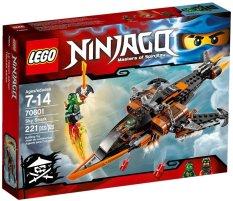 Lego 70601 Ninjago : Sky shark