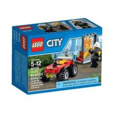 Lego City Fire Fire ATV 60105