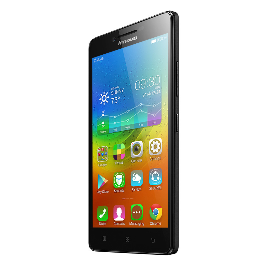 Lenovo A6000 - 4G LTE - 8 GB - Black