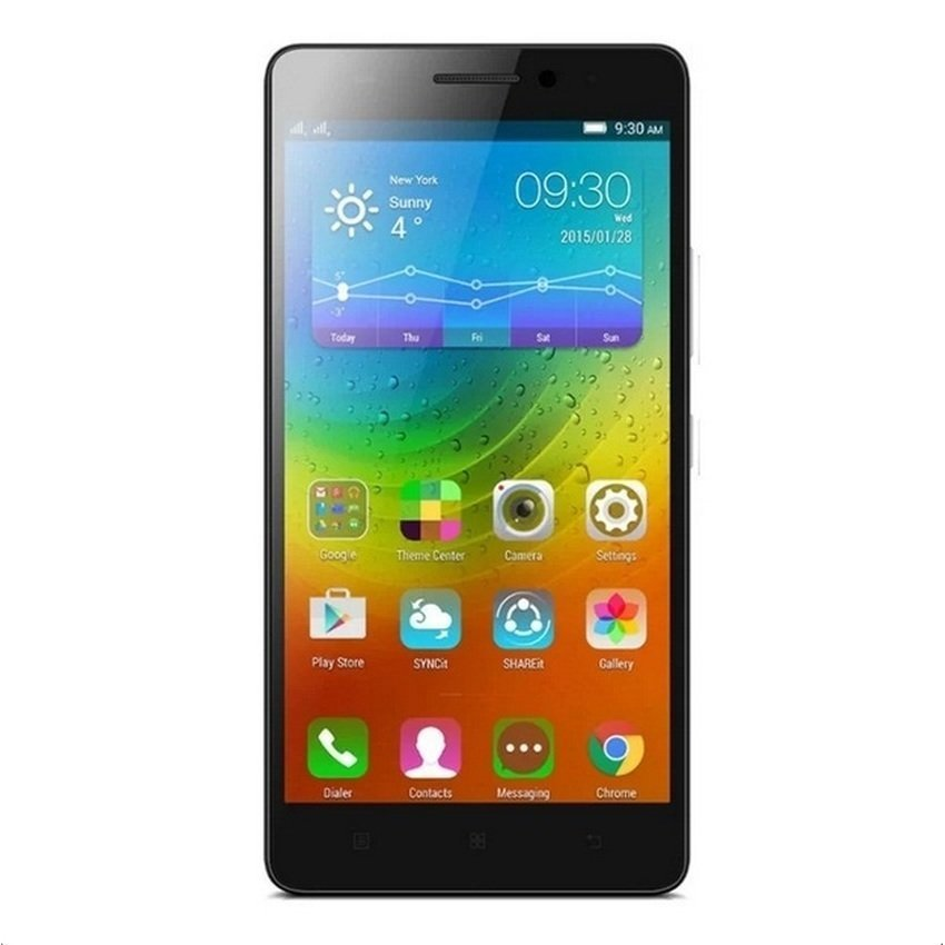 Lenovo A6000 Plus -16GB - Hitam