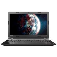 """Lenovo Ideapad 100-14IBY - 14"""" - Intel N2840 - 2GB - Hitam"""