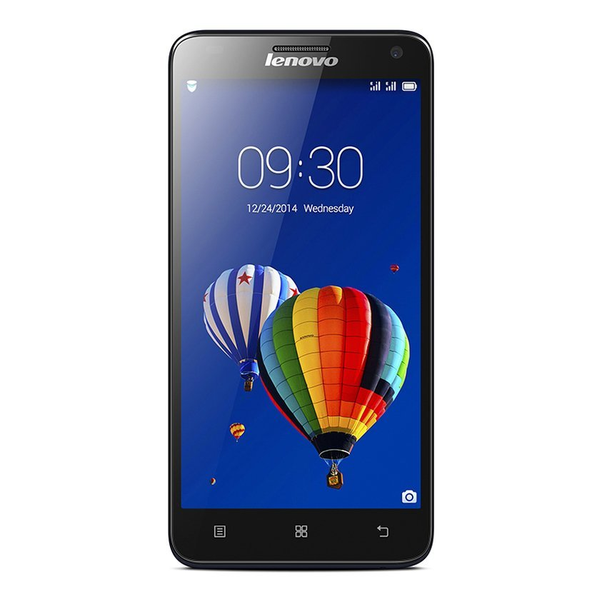 Lenovo S580 DS - 8 GB - Hitam