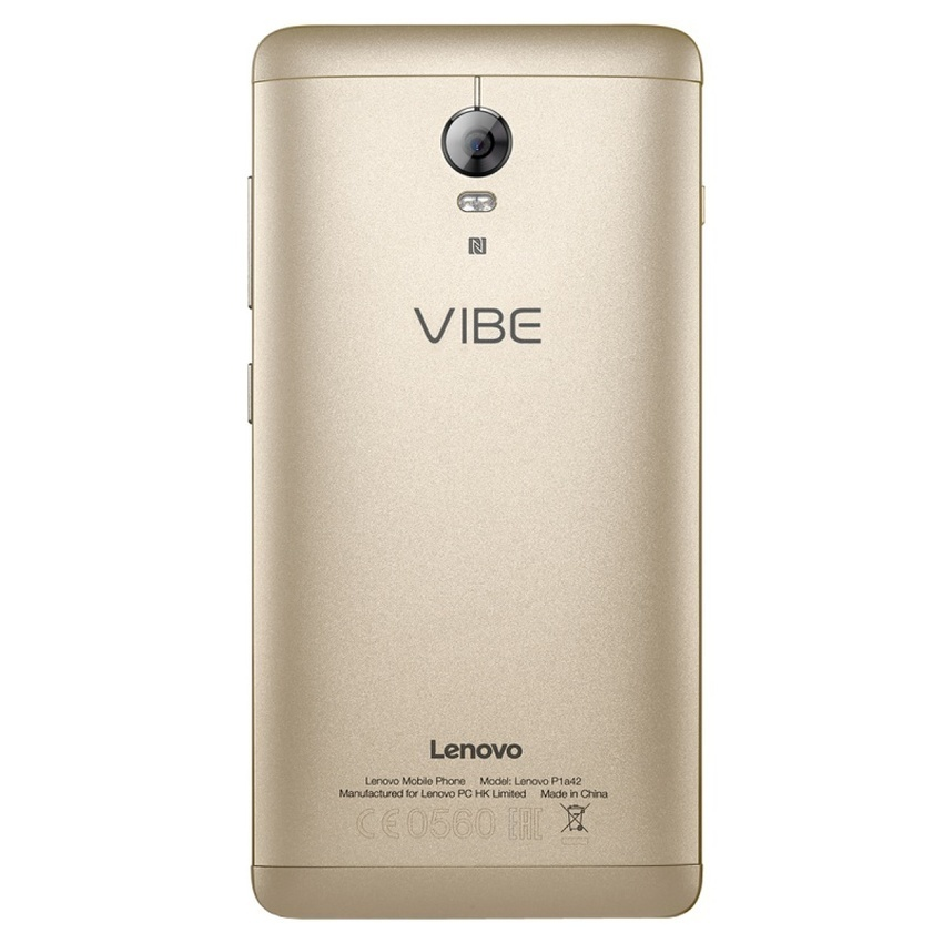Lenovo Vibe P1 Turbo 4G - 32GB - Emas + Gratis Powerbank + MMC 8Gb